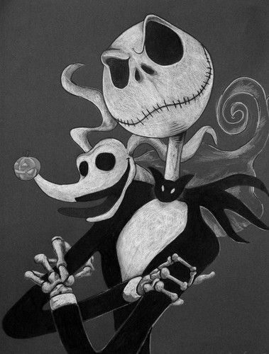 nightmare before christmas fan art the nightmare before christmas - Jack From Nightmare Before Christmas
