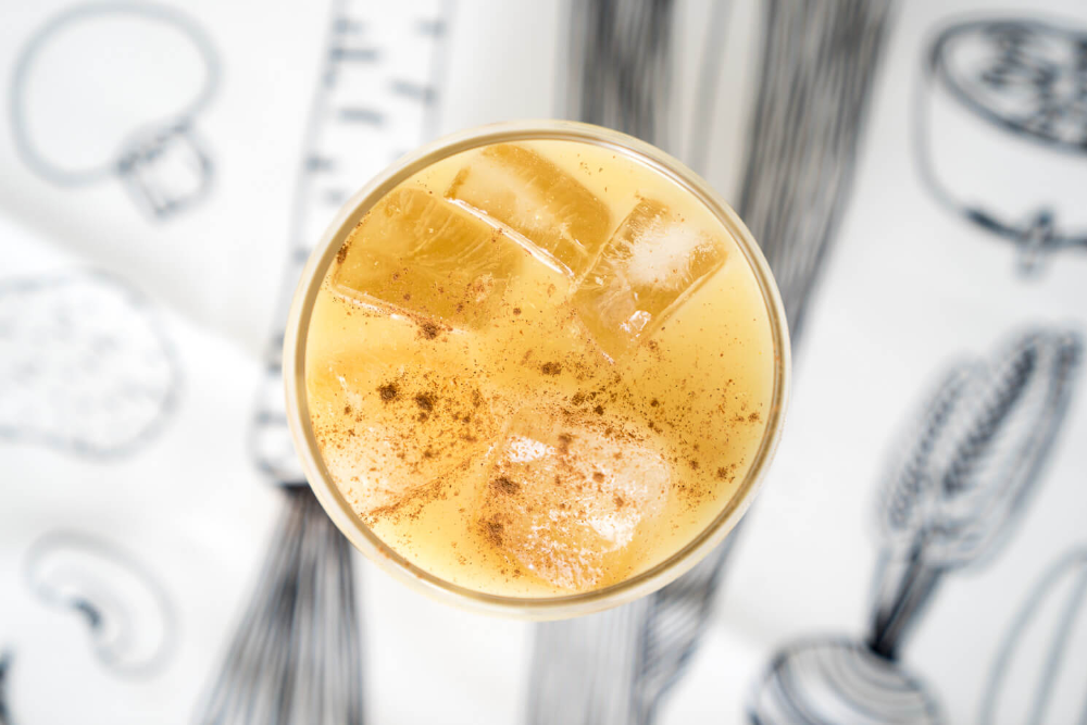Photo of Iced Turmeric Ginger Latte