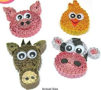 quilling tete animaux atelier en alsh travail pinterest en t te animal et carton ondul. Black Bedroom Furniture Sets. Home Design Ideas