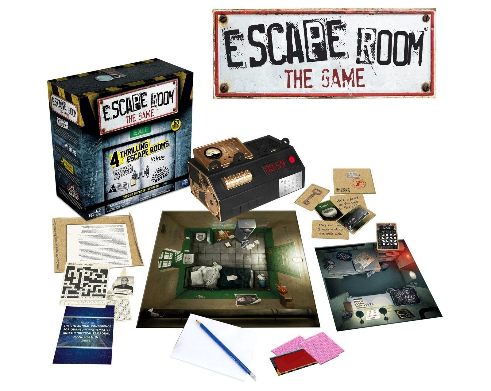 16 Games You Need To Order For Your Friend Group Asap Escape