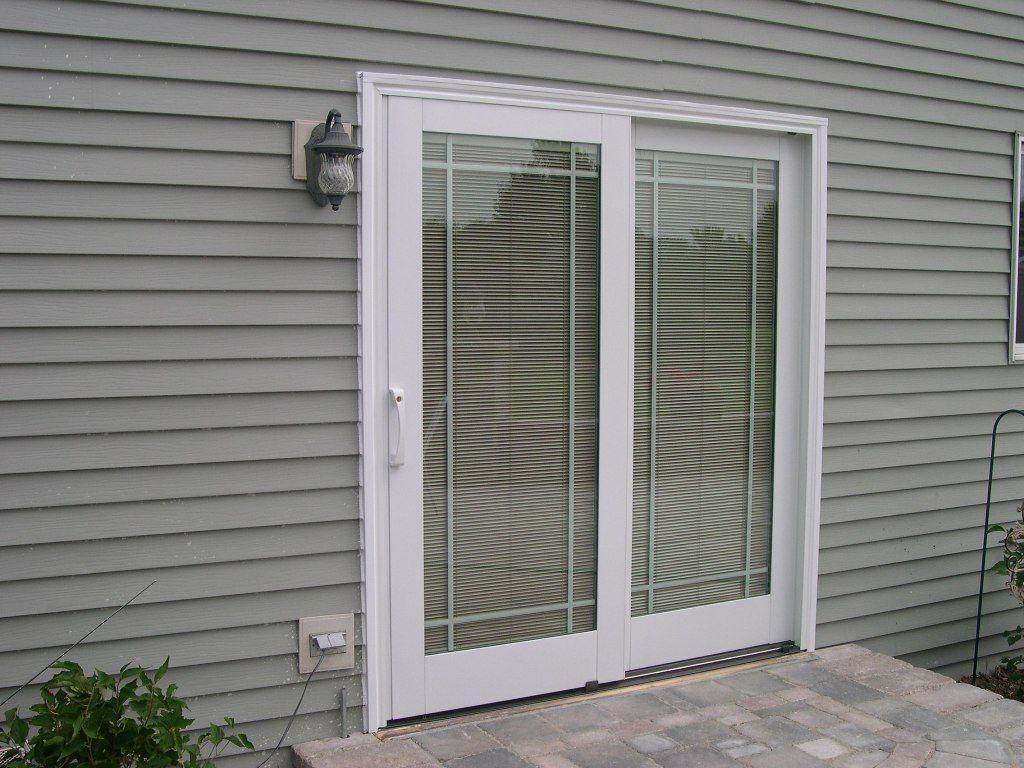 Interior: Fascinating Black Blinds For Sliding Doors Also Vertical Faux  Wood Blinds For Sliding Glass
