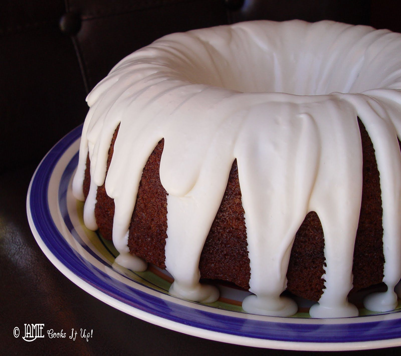 Zucchini Cake With Sour Cream Frosting Sour Cream Cake Sour Cream Frosting Sour Cream Icing