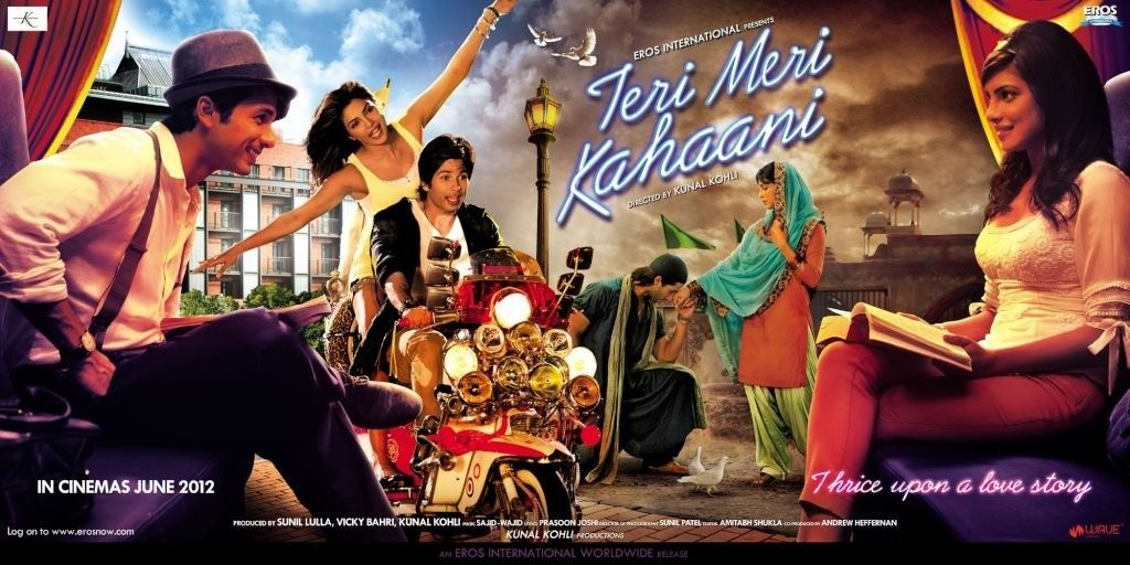 Teri Meri Kahaani 720p movie download utorrent