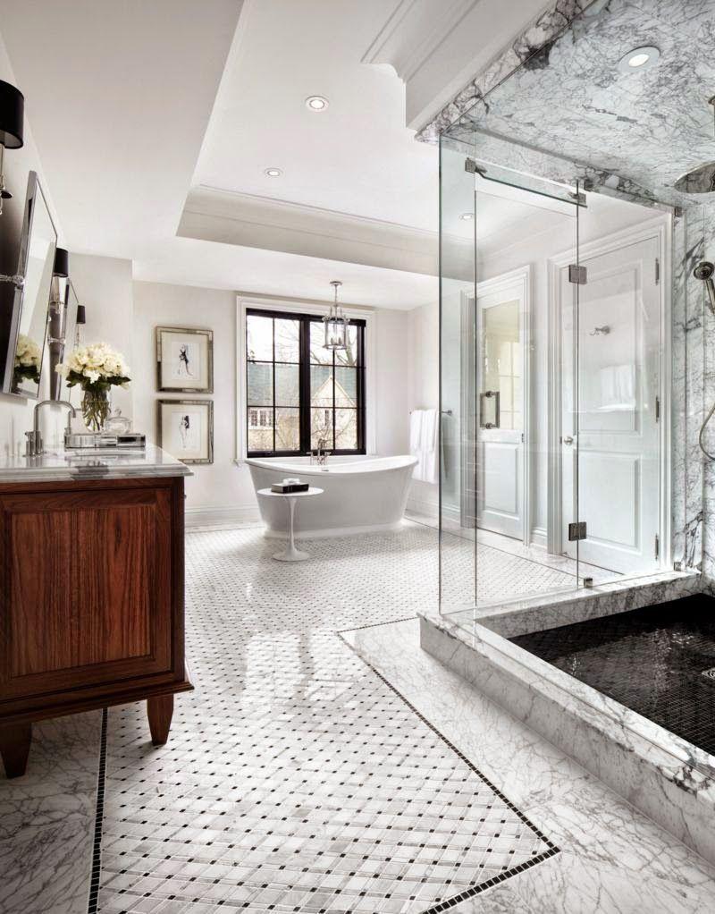 Daily Dream Decor Bathroom Design Luxury Transitional Bathroom Design Bathroom Tile Designs