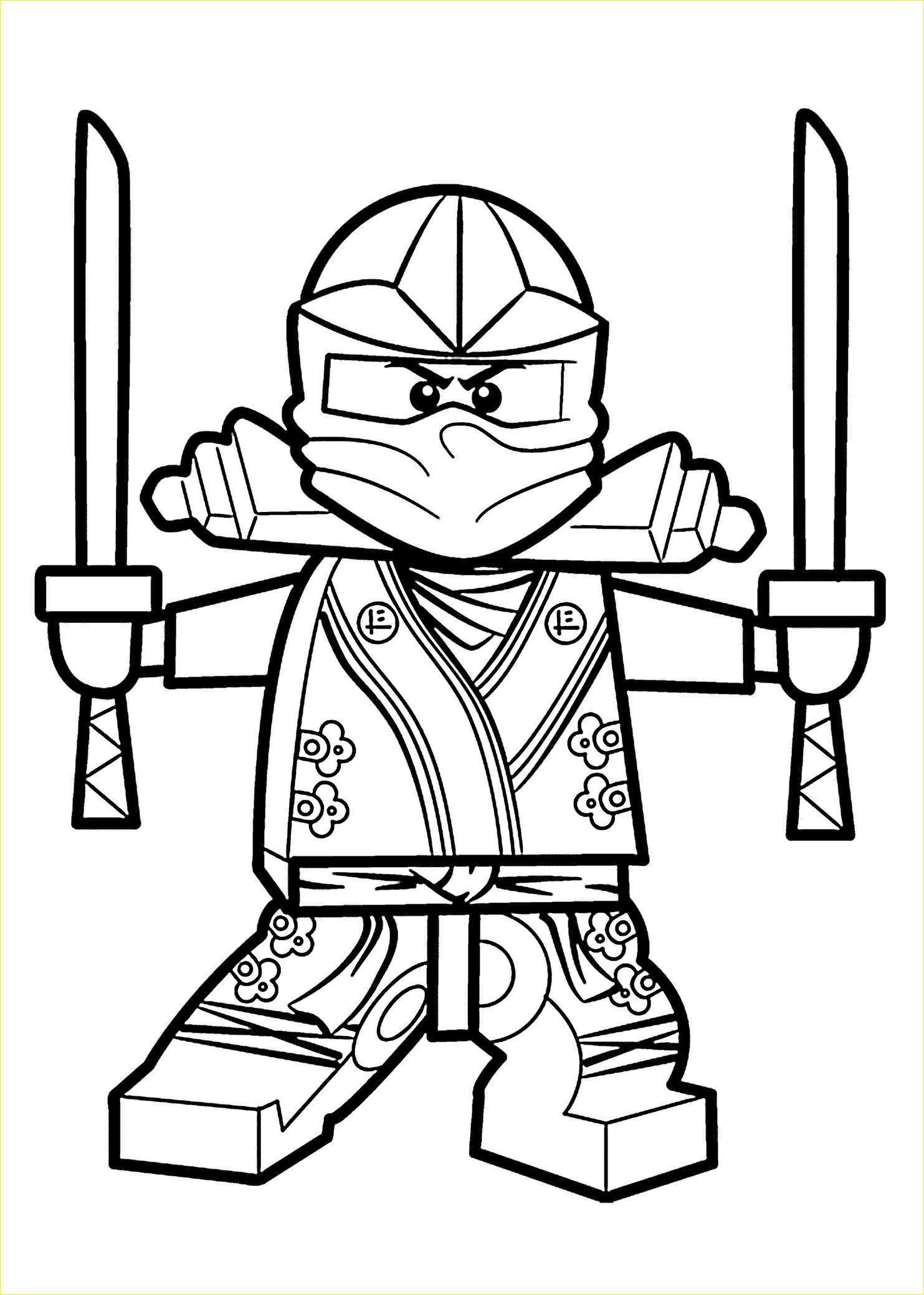 13 new lego ninjago coloring pages images  ninjago