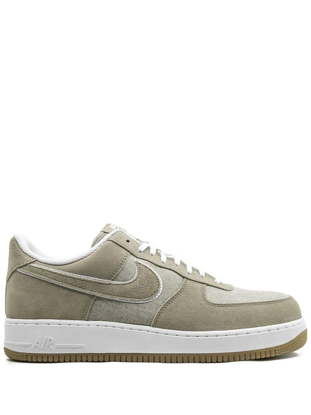 Nike Air Force 1 07 Sneakers Grun In Green Nike Air Force Nike Air White Air Force 1