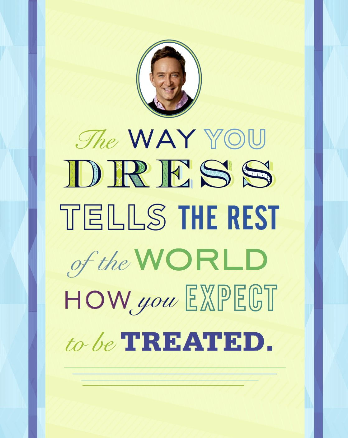 Dress For Success Quotes Freakinfabbudget Wisdomwednesday Wordstoliveby  Words To Live