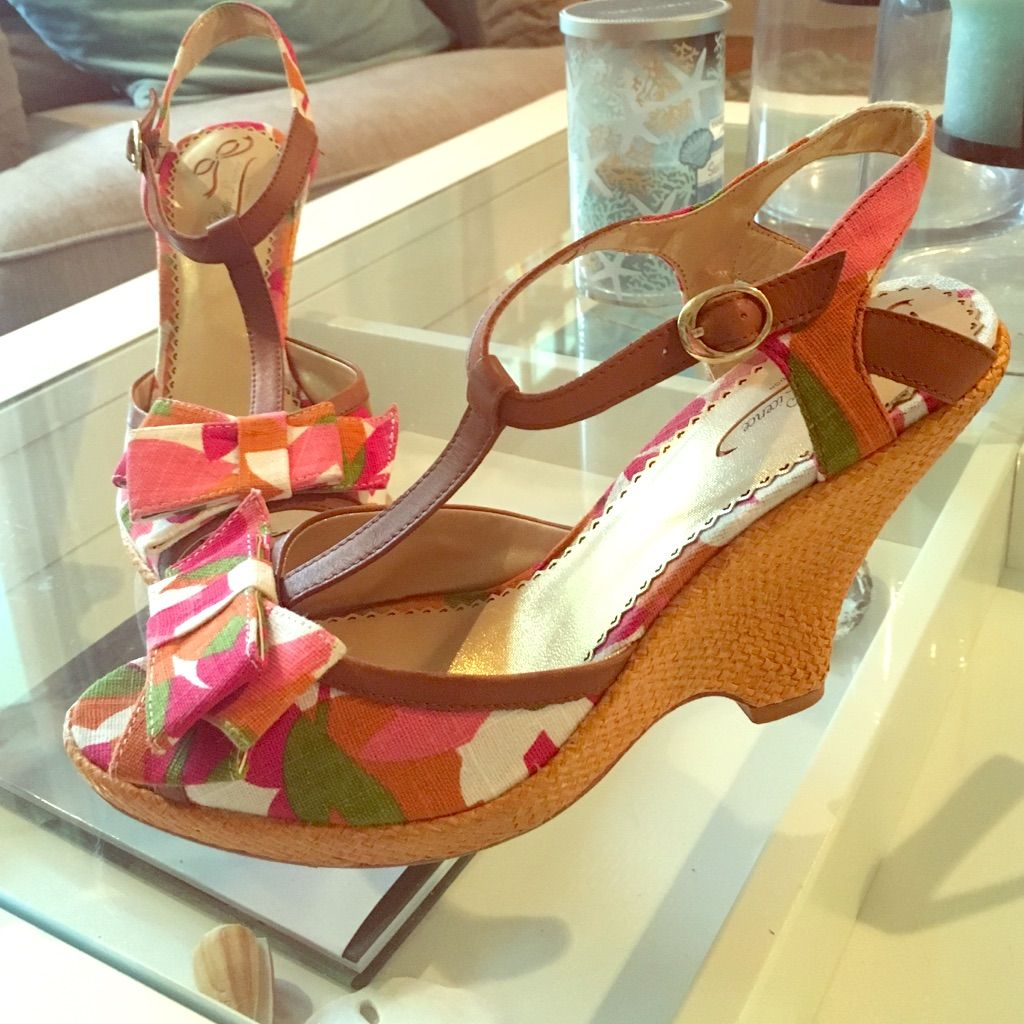 Poetic License Wedge Sandals