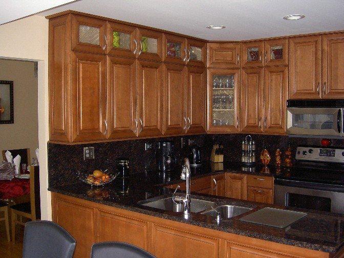 Dise os de gabinetes de cocina en madera buscar con for Gabinetes para cocina