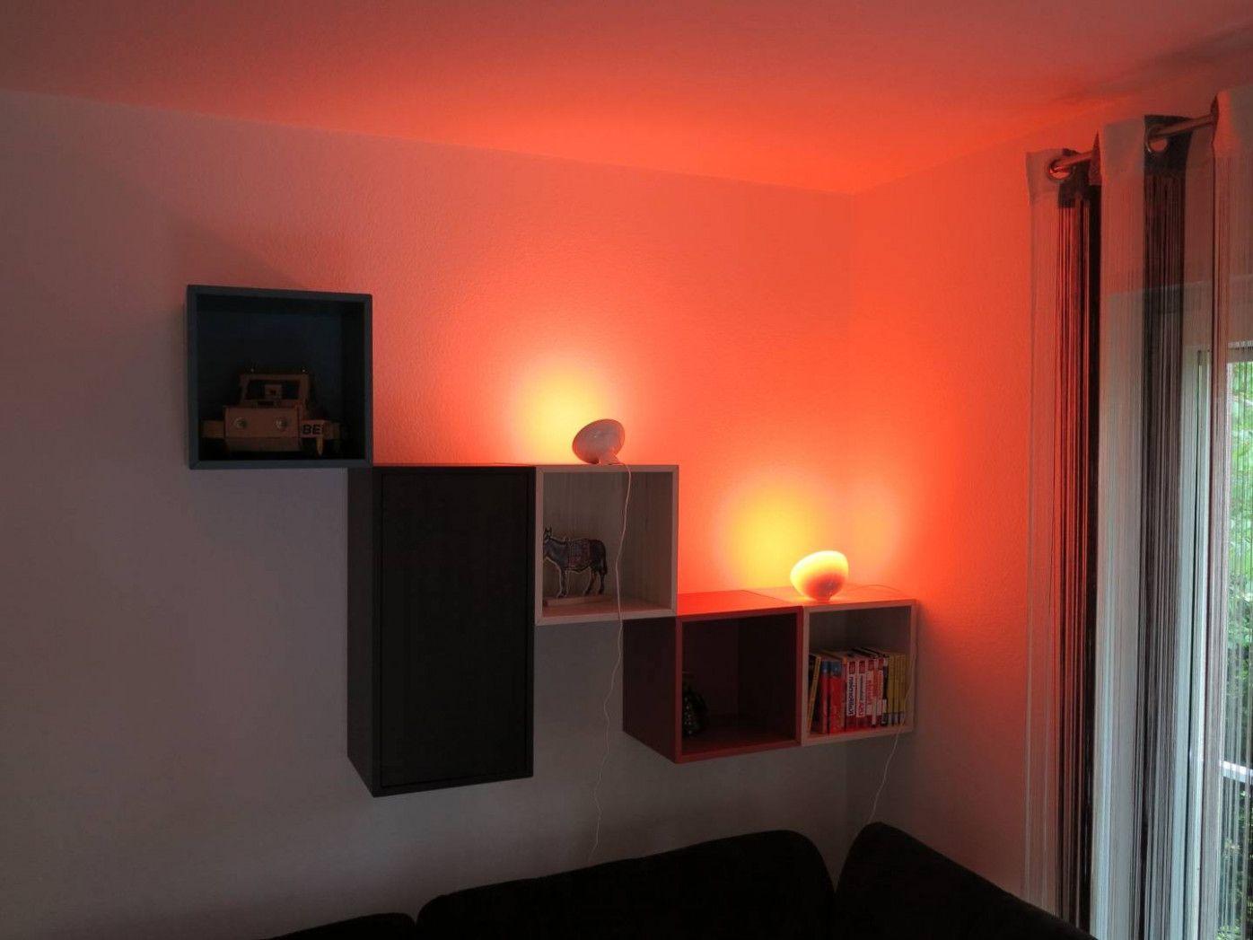 Diese Geschichte Hinter Philips Hue Wohnzimmer Lampe Wird Sie Fur