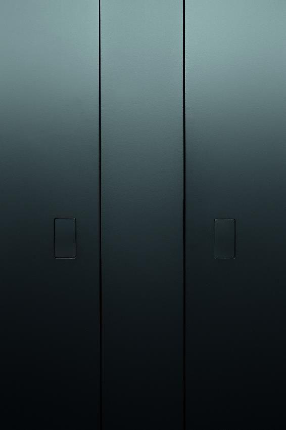 puertas enrasadas y sin marco para cualquier pared sistemas de premarcos con bisagras ocultas para