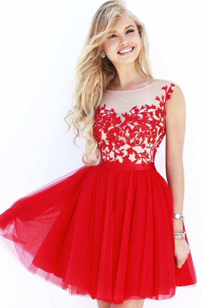 Red Flower Dresses Flower Girl Dresses dressesss 68e9b5c32