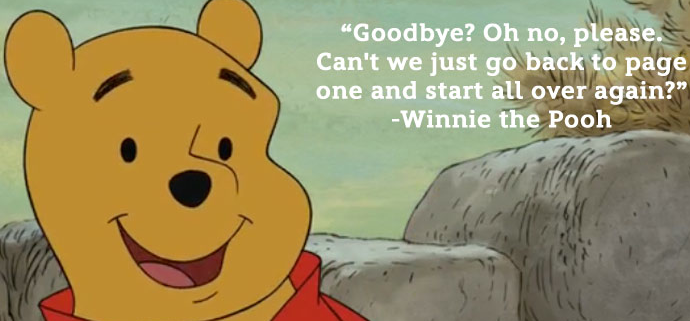 Disney Quotes That Should Have Been Your Yearbook Quote | Winnie