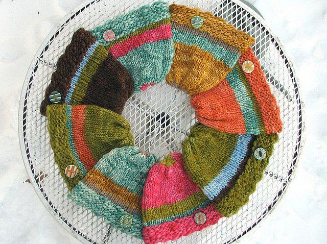 Fiesta Hats pattern by Lisa Clarke | Fiestas, Hats and Circular needles