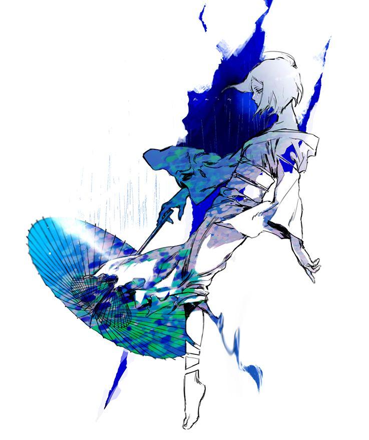 Blue Mame by ~yooani on deviantART
