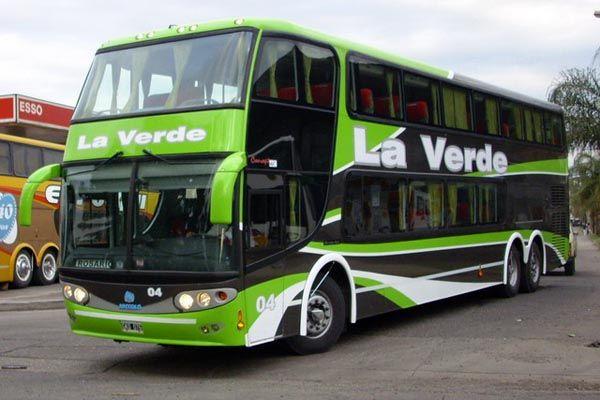 Aumenta un 16% el boleto del transporte interurbano de pasajeros