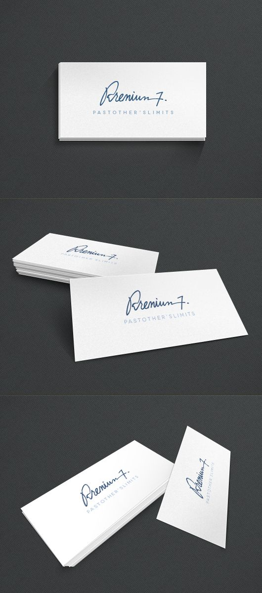 6 Business Card Template Presentations (Psd) | Free business cards ...