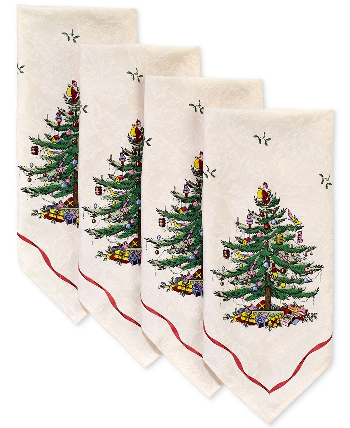 Spode Christmas Tree Table Linens Collection Reviews Table