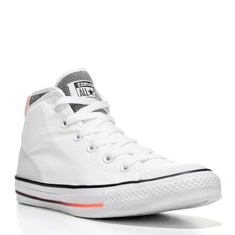 Men's Chuck Taylor All Star Syde Street Mid Top Sneaker #whiteallstars