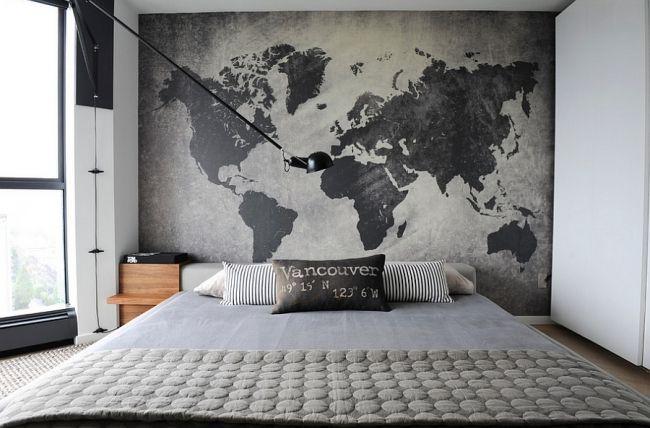 21 Idees De Decoration Industrielle Pour Une Chambre Chambre