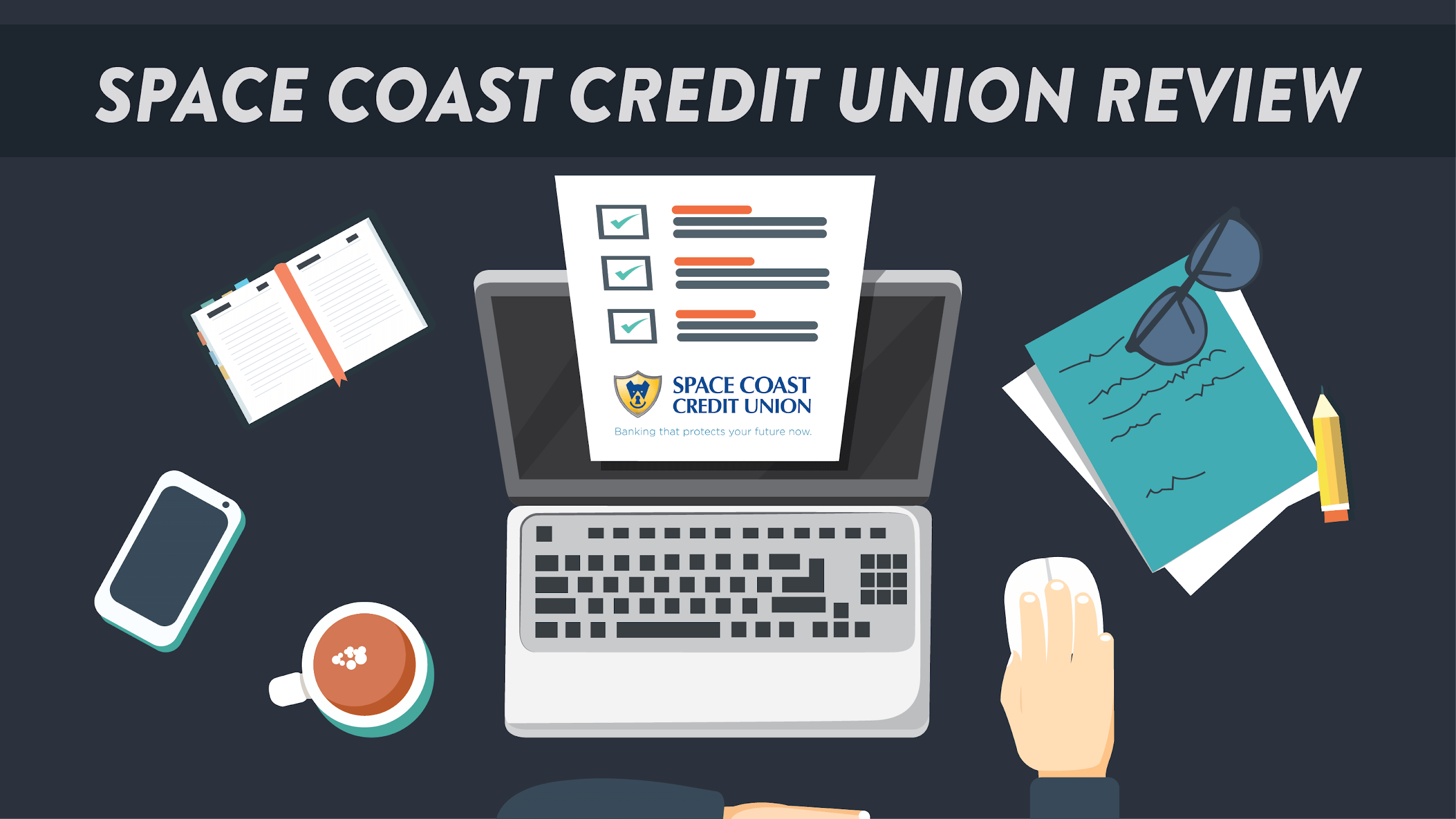 Space Coast Credit Union Review Credit Union Wealth Management Savings Account