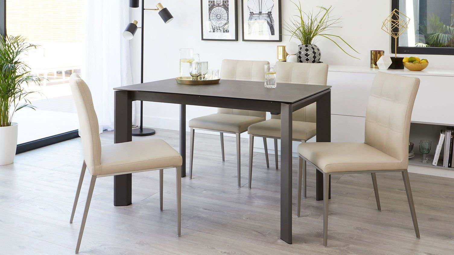 Furniture That Grows With Your Family Extendable Dining Table