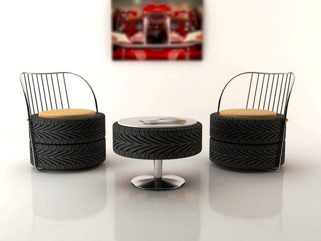 21 Brilliant Ideas For Reusing Old Tires - Top Inspirations DIY - led für wohnzimmer