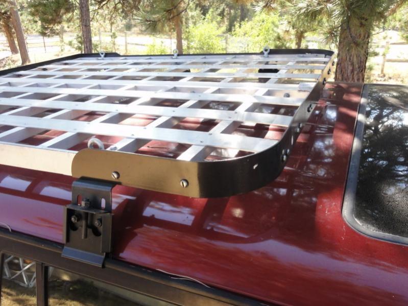 Aluminum roofrack build Page 2 IH8MUD Forum Aluminum