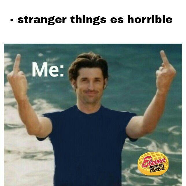 Fukkk Yoo biiiitch | +*Stranger Things*+ | Pinterest | Stranger ...