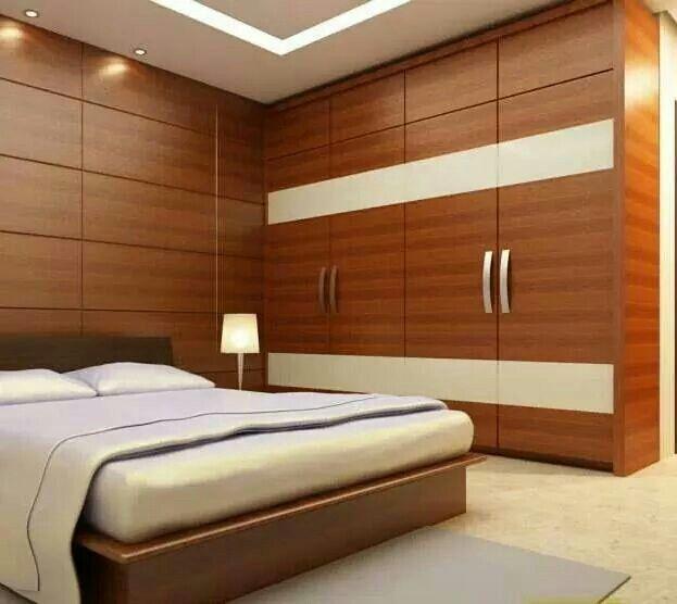 Pin By Parminder Bawa On Interior Bedroom In 2019 Bedroom Cupboard Designs Wardrobe Design