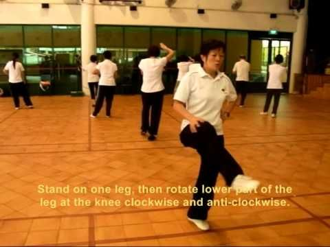 Tai Chi Warm-up Exercises  These Tai Chi warm ups will help