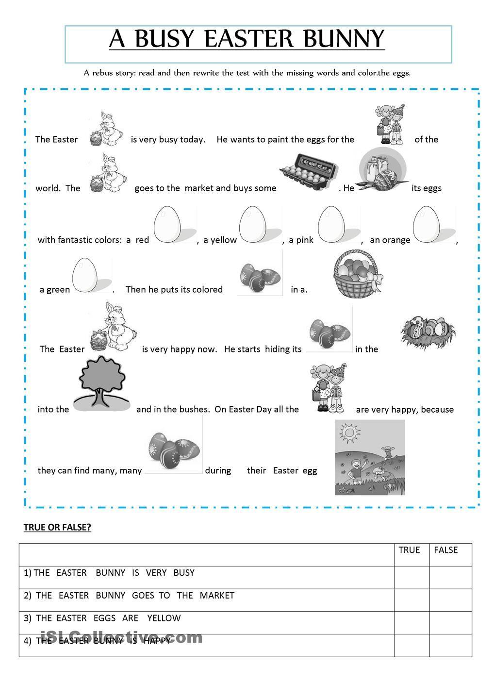 Workbooks prehistory worksheets : Rebus Reading or Storytelling Worksheet - This worksheet is ...