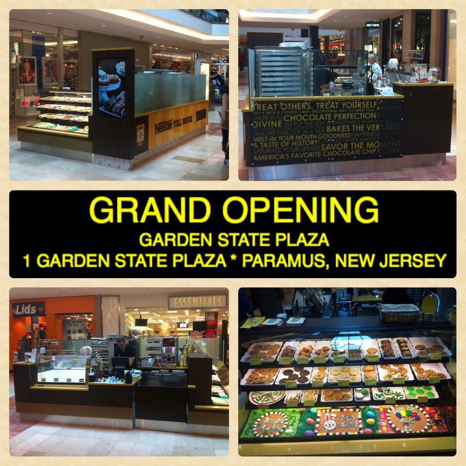 Nestle Tollhouse Cafe By Chip Garden State Plaza Paramus New