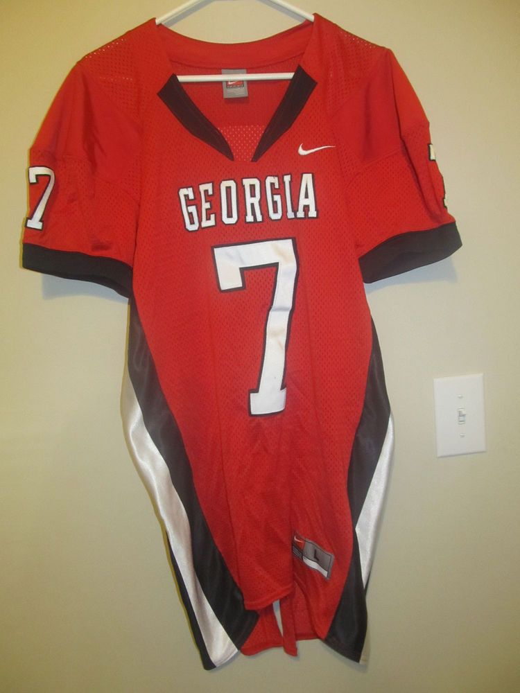 buy online c195c ed537 D'Andre Swift - Georgia Bulldogs Authentic Football jersey ...