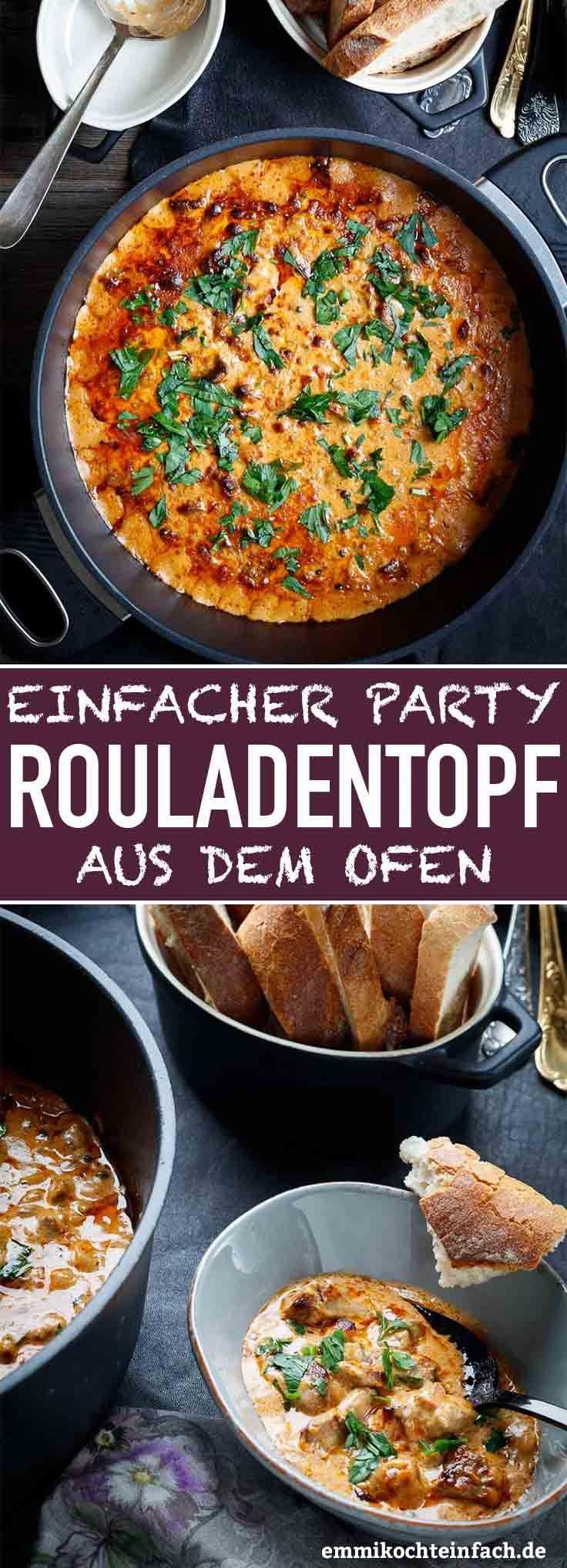 Einfacher Party Rouladentopf à la Ute - emmikochteinfach