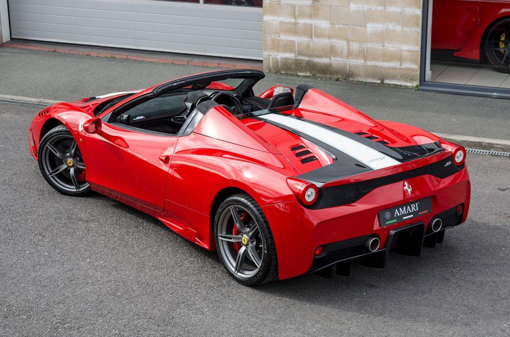 2015 17 Ferrari 458 Speciale Aperta 4 5 1 Of 499 Ferrari 458 Ferrari 458 Speciale Ferrari