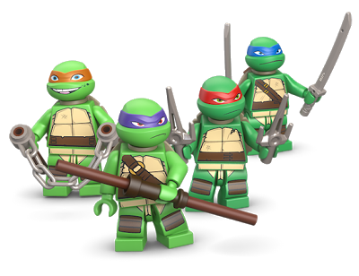 lego ninja turtle coloring pages - Lego Ninja Turtles Coloring Pages