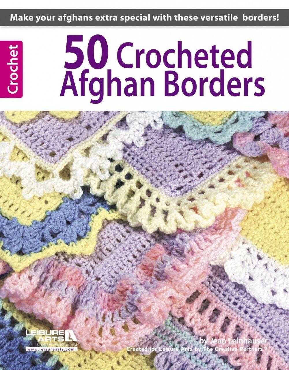 Crochet Borders Ebook