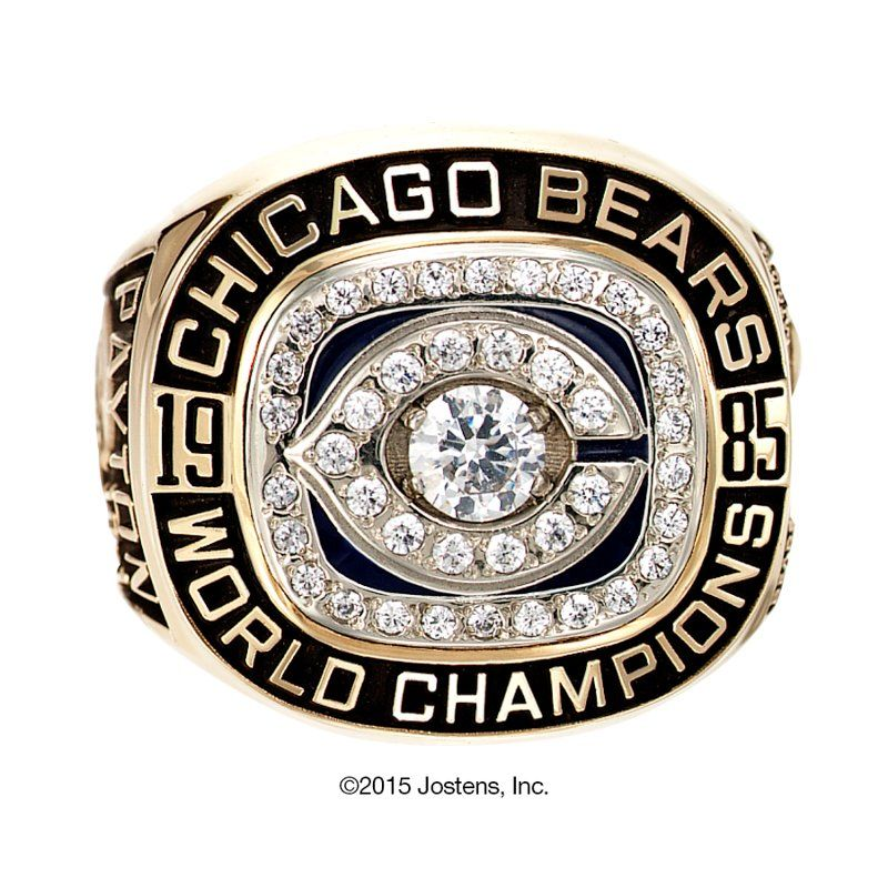 Here Are The Extravagant Rings Given To Super Bowl Champions Over The Years Chicago Bears Super Bowl Super Bowl Rings Chicago Bears