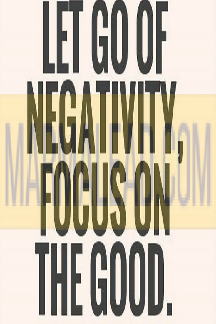 Stay Focused Quotes Stay Focus On Your Goaldon't Entertain Any Negativity Quote