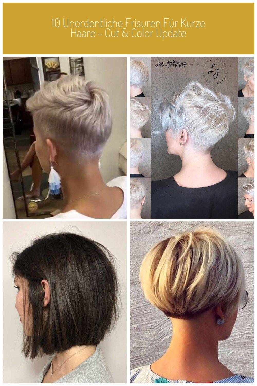 1 Sehr Kurzer Pixiehaircut Fur Frauen Quelle 2 Sehr Kurze Frisur Ruckansicht Quelle 3 Sehr Kurzer Haa Haarschnitt Kurz Unordentliche Frisur Wellige Frisuren