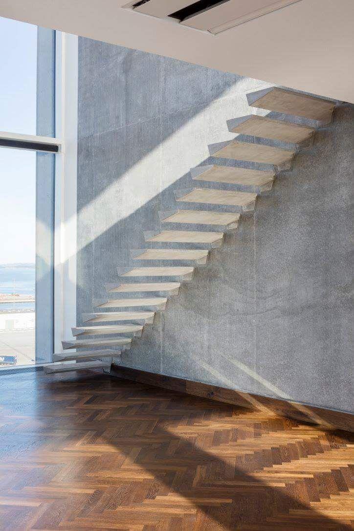 Bestseller office complex  Port of Aarhus, Danemark  2016  Projet de C.F. Møller Architects  Photos : Adam Mørk