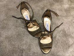 jimmy-choo-bridal-shoes-dorées-mariage-printemps-liste