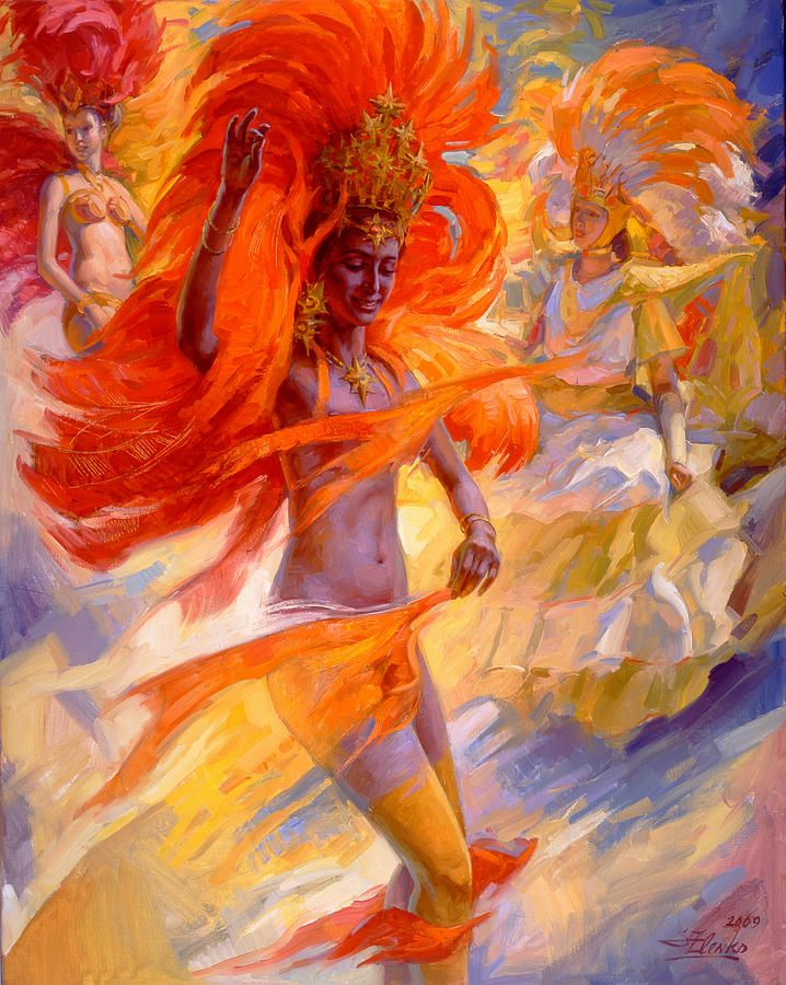 samba carnival - Serguei Zlenko