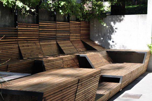 Wurstershire Sauce by UC Berkeley Landscape and Architecture - maison en beton banche