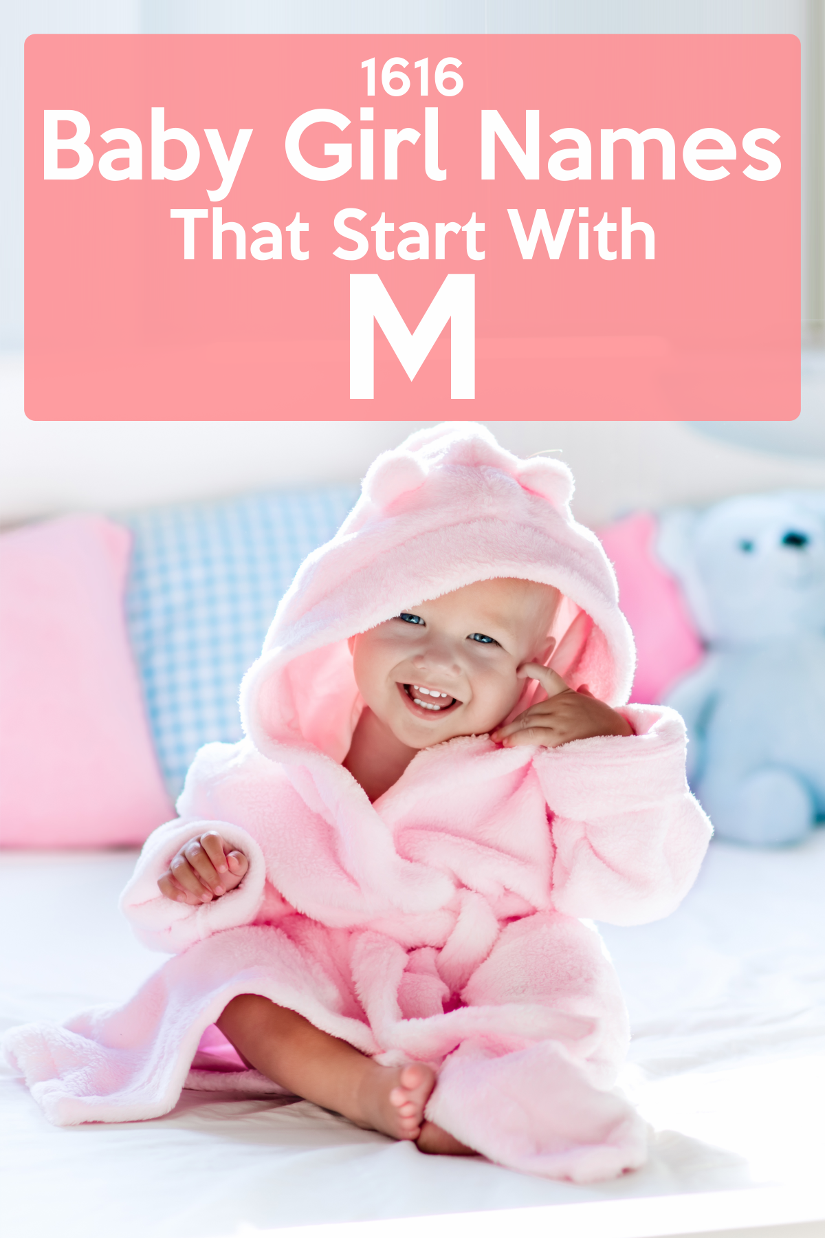 Pin by Brittany Frazier on Baby | M baby girl names, Top