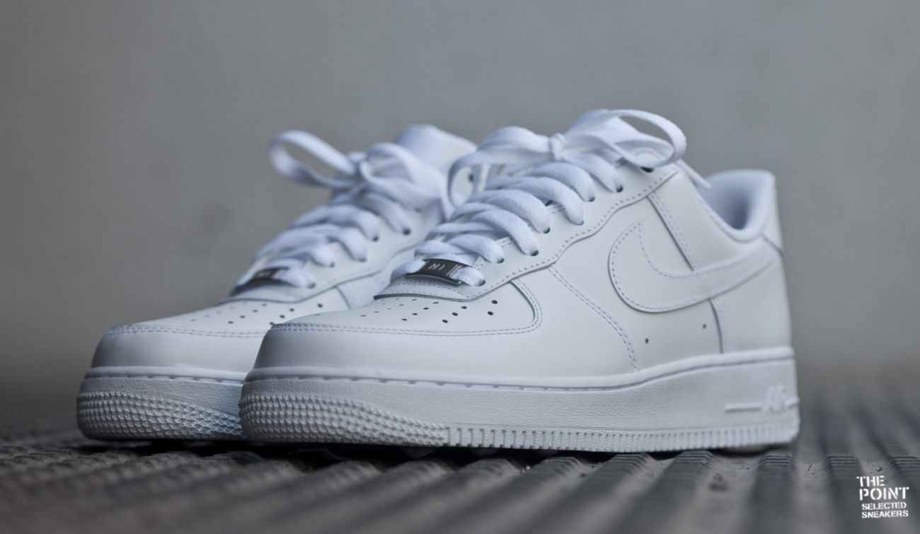 zapatillas nike air force 1 blanco