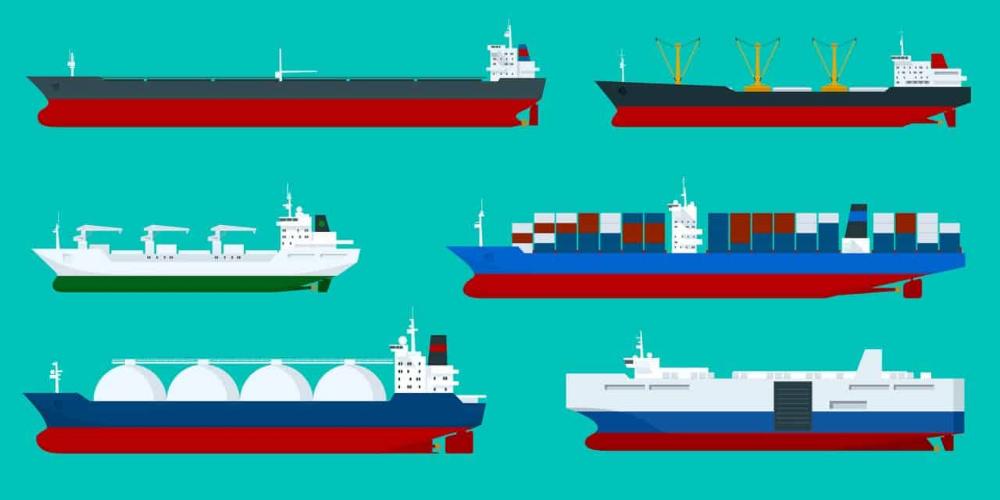 Pin On Cargo Ships