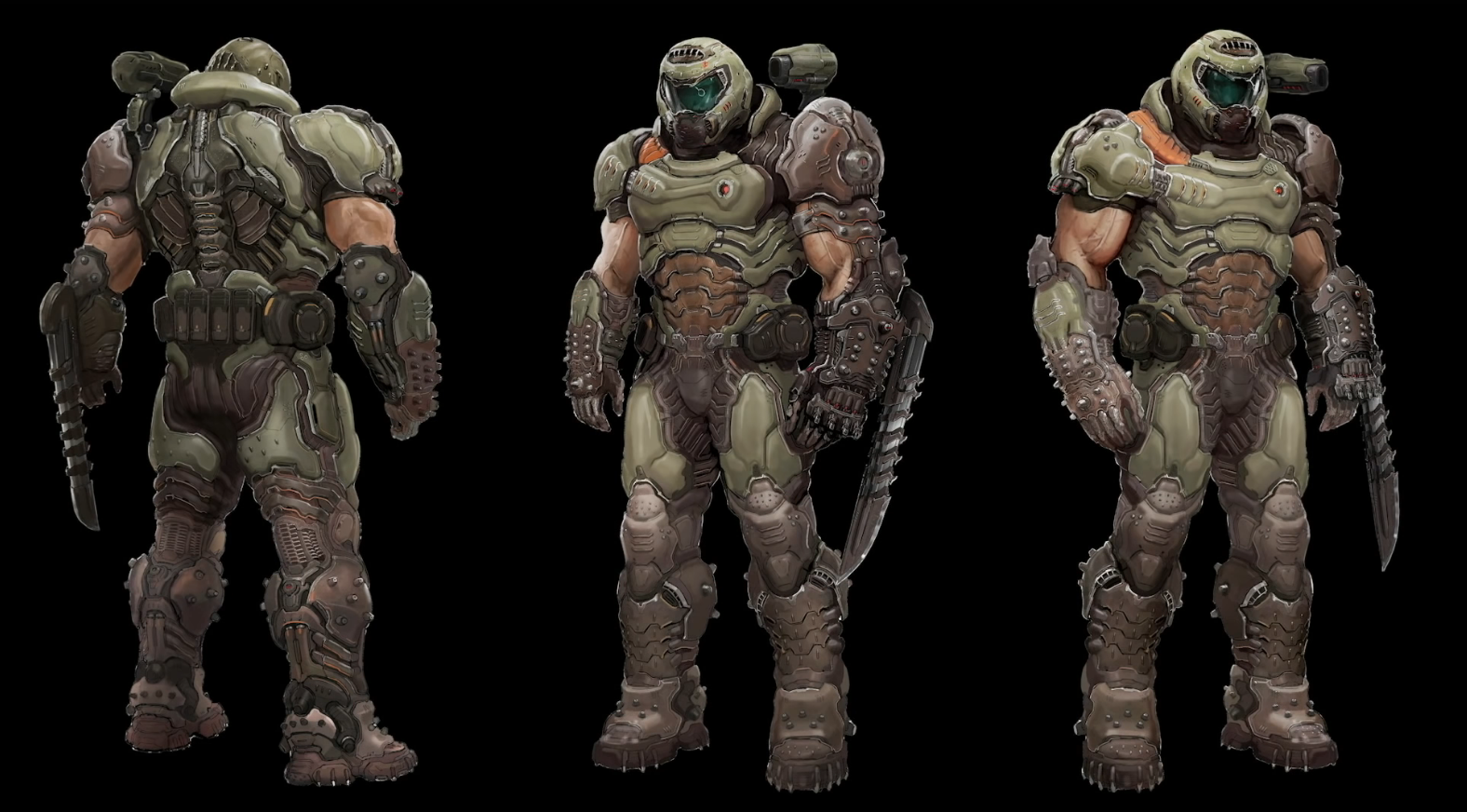 All The Wild Facts We Learned About Doom Eternal From The Quakecon Reveal Doom Videogame Doom Game Doom