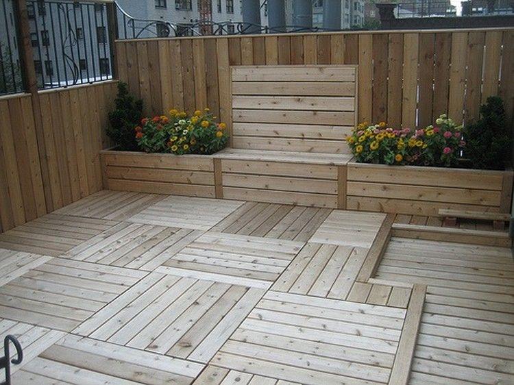 Pallet deck ideas 1001 pallets pinterest pallets for Garden decking from pallets